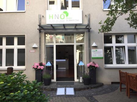 HNO Arzt Düsseldorf barrierefrei